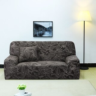Unique Bargains Polyester Stretch Slipcover (92 x 118 Inch) - #9