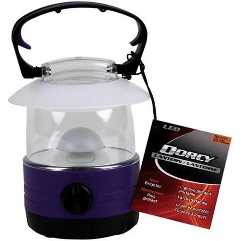 Dorcy 41-1010 Mini LED Camping Lantern, Multicolored