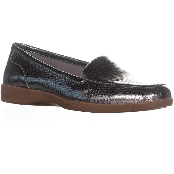 Easy Spirit Devitt3 Driving Style Loafers, Dark Gray - 8 us