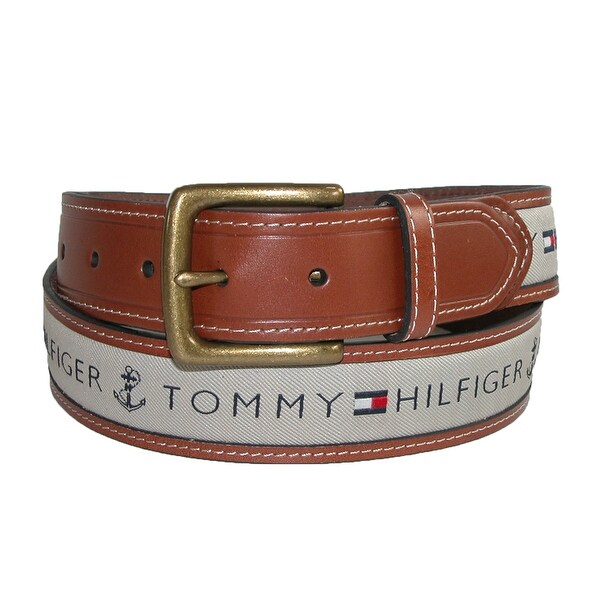 Canvas Tommy Jeans Logo Belt - Sales Up to -50% Tommy Hilfiger 9MKirVXF