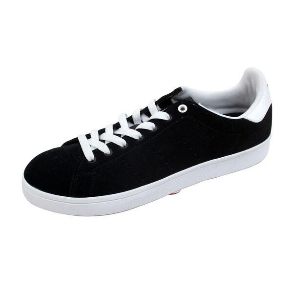 Adidas Men's Stan Smith Vulc Black/Black-White BB8743