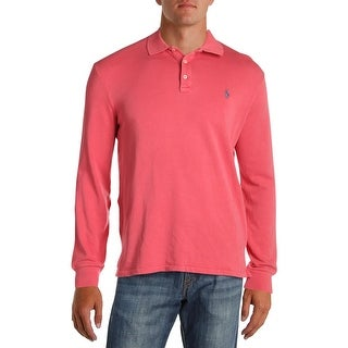 Polo Ralph Lauren Mens Polo Knit French Terry