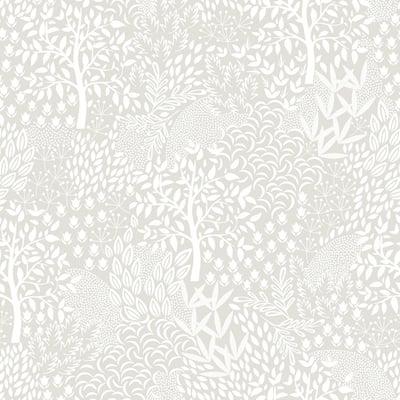 Woodland Fantasy Peel and Stick Wallpaper