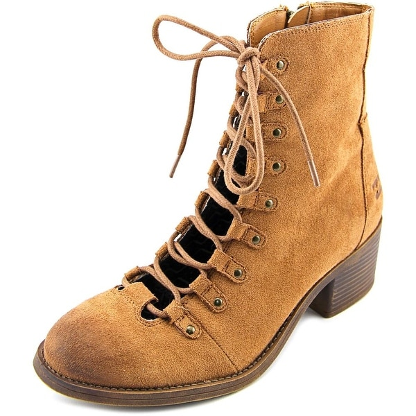 Billabong March To The Sea Women Round Toe Synthetic Tan Boot