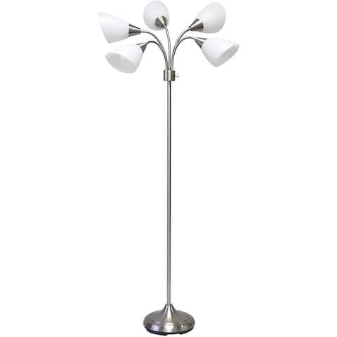 Five Light Floor Lamp
