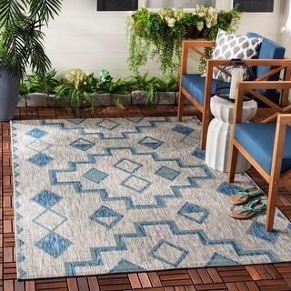 Safavieh Courtyard Roseanne Indoor/ Outdoor Rug