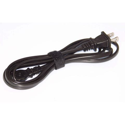 OEM Hitachi Power Cord Cable Originally Shipped With LE43A509, LE49A509 LE50A6R9
