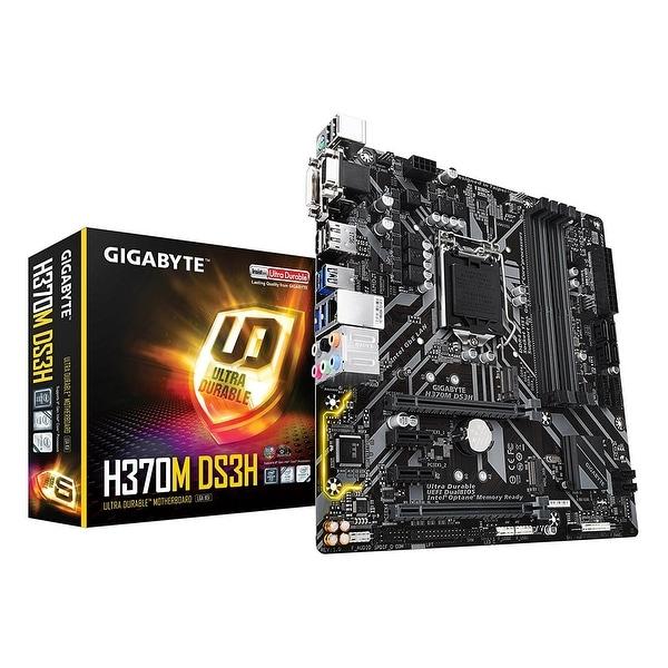 Gigabyte - H370m Ds3h