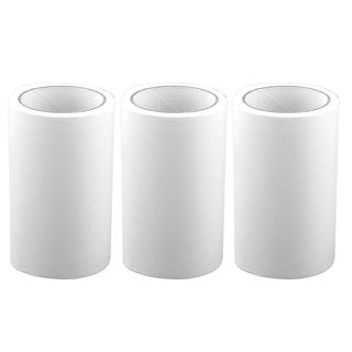 "Link to 3pcs 3.1""*1.5"" Sheet Pet Hair Dust Remover Sticky Paper Lint Roller - White Similar Items in Cleaning Supplies"