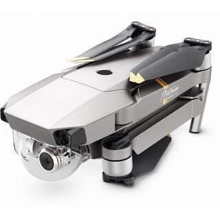 DJI Mavic PRO Drone Quadcopter, Platinum Version