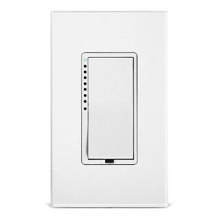 Insteon Wireless Switch - Rocker Switch - Light Control, Motor Control - White