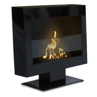 Anywhere Fireplaces 90201 Tribeca II Fireplace - Black