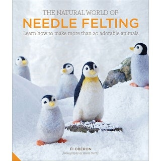 Jacqui Small Books-The Natural World Of Needle Felting