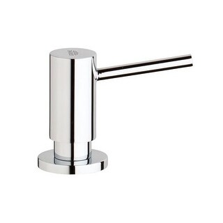 Grohe 40 535 Cosmopolitan Soap Dispenser Top Fill with 15 Ounce Capacity