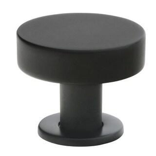 Emtek 86322 Cadet 1-1/4 Inch Diameter Mushroom Cabinet Knob from the Contemporar