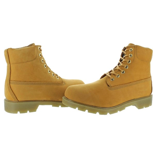 Boots Leather Oil Resistant