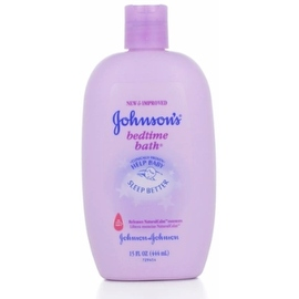 JOHNSON'S Bedtime Bath 15 oz