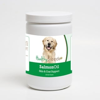 Healthy Breeds Golden Retriever Salmon Oil Chews