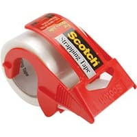 """2""""X360"""" Clear - Scotch Strapping Tape"""