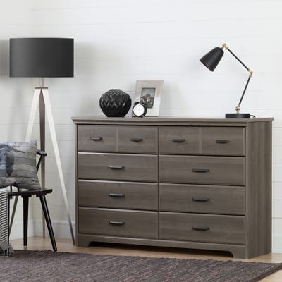 Versa Country Cottage 8-drawer Double Dresser