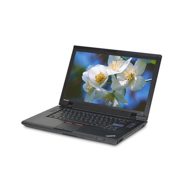 Lenovo ThinkPad L512 Core i5 2.4GHz CPU 4GB RAM 320GB HDD Windows 10 Pro 15.6-inch Laptop (Refurbished)
