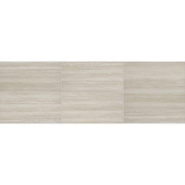 "Daltile 12241PV Elect - 23-3/8"" x 11-9/16"" Rectangle Ceiling, Floor, and Wall Tile - Unpolished Visual - Sold by Carton (15.04"