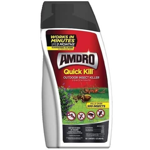 Amdro 100522992 Quick Kill Outdoor Insect Killer, 32 Oz