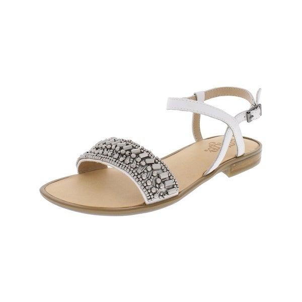 Latigo Womens Gigi Flat Sandals Open Toe Ankle
