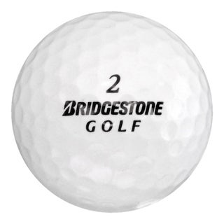 100 Bridgestone Mix - Mint (AAAAA) Grade - Recycled (Used) Golf Balls