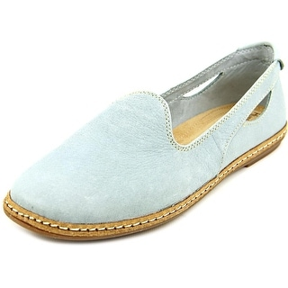 Hush Puppies Sebeka Piper Round Toe Leather Loafer