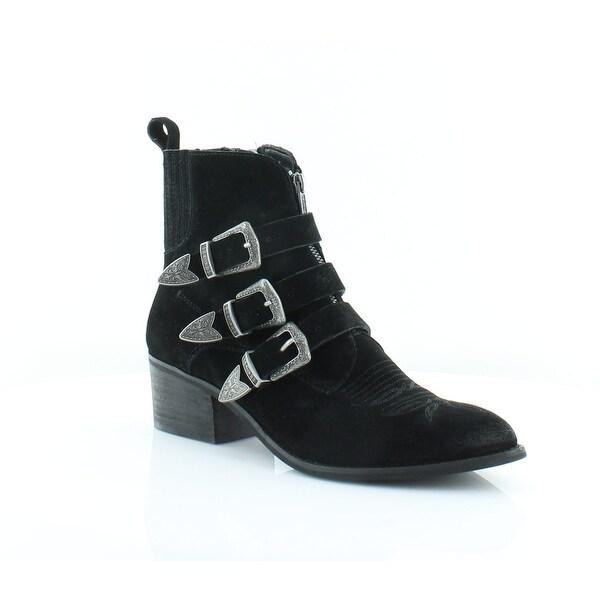 Dolce Vita Scott Women's Boots Black