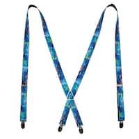 Buckle Down Kids' Disney Finding Dory Print Clip-End Suspenders