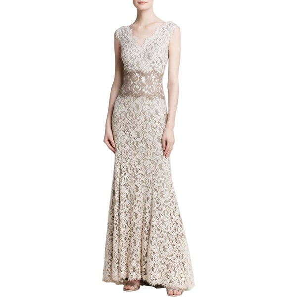 Tadashi Shoji Womens Evening Dress Full-Length Prom
