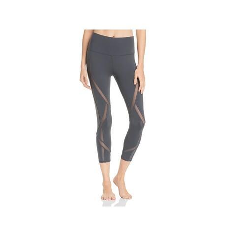 Alo Yoga Womens Athletic Leggings Fitness Yoga - S