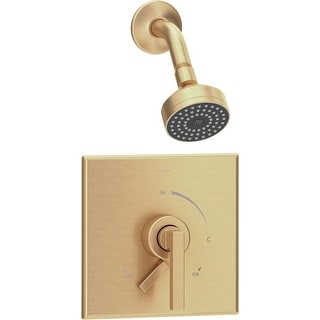 Symmons S-3601-1.5-TRM  Duro Shower Only Trim Package with 1.5 GPM Single Function Shower Head