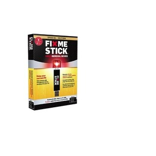 FixMeStick - Virus Removal Device - Unlimited Use on up to 5 PCs for 2 Years 8130168