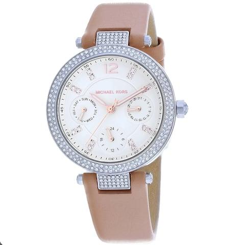 Michael Kors Women's Parker White Dial Watch - MK2913 - One Size