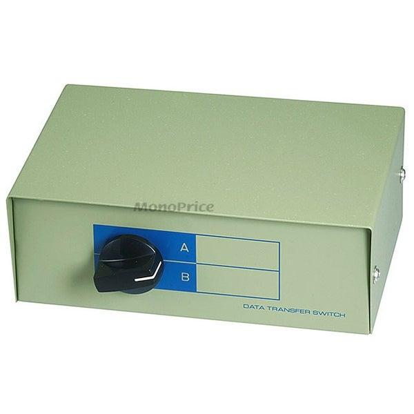 Monoprice 2x1 BNC Female Manual Data Switch Box