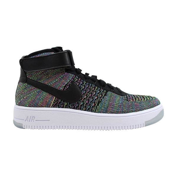 best cheap c7509 25194 Shop Nike Air Force 1 Ultra Flyknit Mid Pink/Blast-Black ...