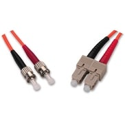 66ft. Fiber Optic Patch Cable SC to ST MultiMode 3.0mm/62.5/125