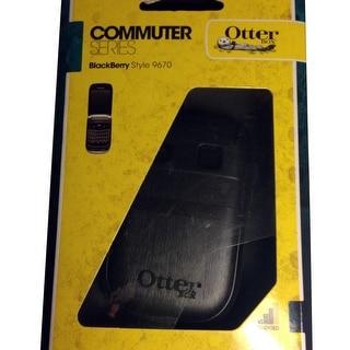 OtterBox Commuter Case for BlackBerry Style 9670 (Black)