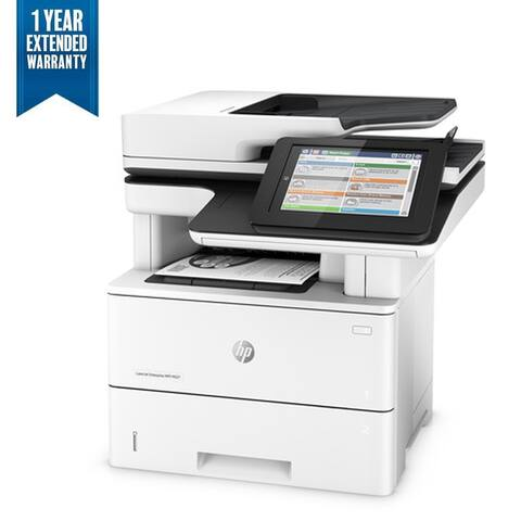 HP LaserJet Enterprise All-in-One Monochrome Laser Printer Bundle