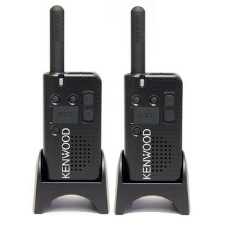 Kenwood PKT-23K (2 Pack) Walkie Talkie - Two Way Radio
