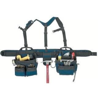 "CLC 6714 Combo Rig Heavy Duty Tool Belt Lift System, 5"""