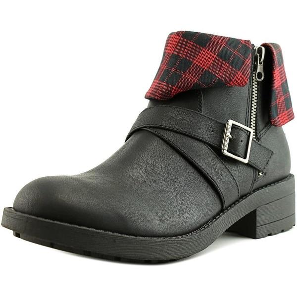 Rocket Dog Tobie Women Black Boots