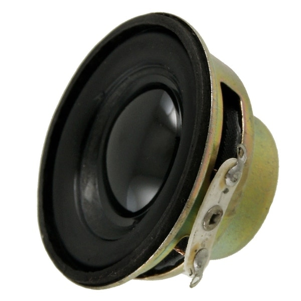 Repair Part 3W 4 Ohm 40mm Mounting Dia Midrange Speaker for Car Auto