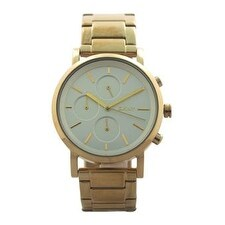 Dkny Ny2274 Chronograph Soho Gold Ion Plated Stainless Steel Bracelet Watch Watch For Women