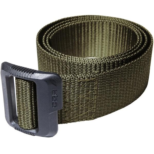 "CQR 1.5"" Ripstop Nylon Webbing EDC Tactical Duty Belt - Green"