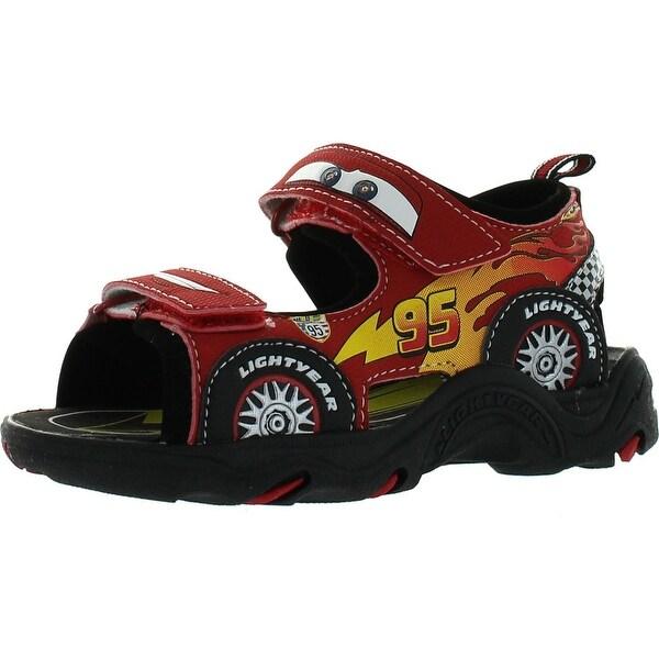 Josmo Disney Ch14159b Cars Sandals