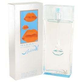 Eau De Toilette Spray 3.4 oz Salvador Dali Sea & Sun In Cadaques by Salvador Dali - Women